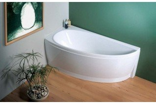 Подробно об акриловых ваннах