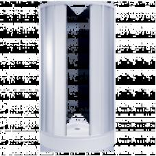 Душевой уголок BAS PLUTO 80х80, стекло Grape