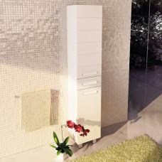 COMFORTY шкаф-колонна Модена-35 белый