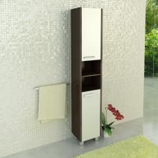 COMFORTY шкаф-колонна Барселона 40 венге
