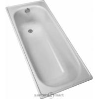 А-50001 Ванна сталь.ANTIKA 150х70х40 (бел.орхидея) с опорн.подст.  ОР-01200