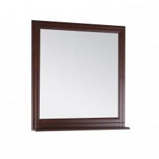 Зеркало ASB-Woodline Берта 85 антикварный орех