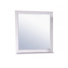 Зеркало ASB-Woodline Берта 85 белый