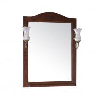 Зеркало ASB-Woodline Салерно 65 антикварный орех