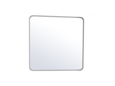 Зеркало ASB-Woodline Санди 80 белый
