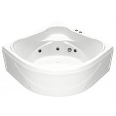 Ванна акриловая BAS ХАТИВА143х143