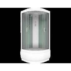 Душевая кабина BAS ARONA-Eco 100х100 грейп