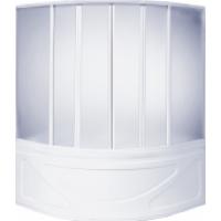 Шторка на ванну BAS Хатива 143x143