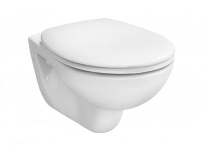 Vitra унитаз подвесной Arkitekt  (без сиденья) 6107B003-0075 (отд.сид-е 800-003-001)