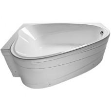 Ванна акриловая 1Marka LOVE 185x135 левая