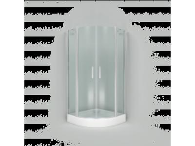BAS ПАНДОРА душ ограждение R90