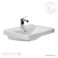 Раковина Cubito 65x48, 1 отв д/смесител Акватон (Aquaton 8104240001041)