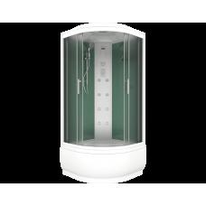 Душевая кабина BAS CORSA 90х90 грейп