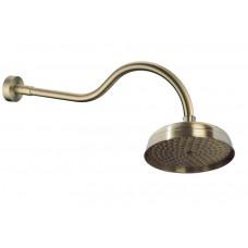 Встроенный верхний душ Boheme (20см) Medici 413