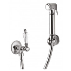 Гигиенический душ с запорным вентилем DIAMOND-KS-Sw Cezares (DIAMOND-KS-01-Sw)