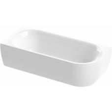 Акриловая ванна,левосторонняя Cezares METAURO CORNER, 1800x800x400 (METAURO CORNER-180-80-40-L)