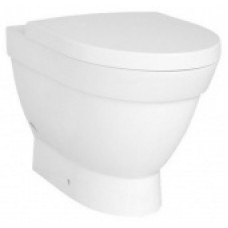 Vitra унитаз Form 500  пристенный (без бачка и сиденья) 4304B003-0075