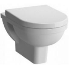 Унитаз подвесной Vitra Form 300, безободковый, микролифт, 7755B003-6039