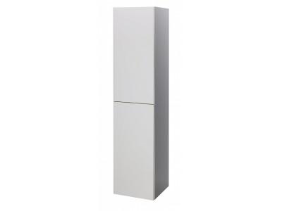 INFINITY 37 Л/П-пенал высокий, белый глянец
