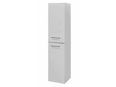 DOOR 35 S Л/П-пенал высокий, белый глянец