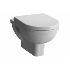 Vitra унитаз подвесной Form 300, безободковый, без сид-я, 7755B003-0075 (отд. сид-е 72-003-309)