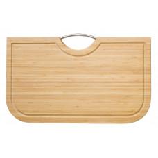 Доска разделочная бамбук Longran B34.42 для моек серии Lotus