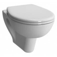 Vitra унитаз подвесной S20, безободковый, 52см, без сиденья, 5741B003-0075