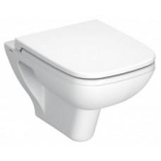 Vitra унитаз подвесной S20, 52см, сиденье с микролифтом, 5507B003-6066