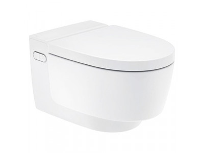 Подвесной унитаз-биде GEBERIT AquaClean Mera Comfort 146.214.11.1 (белый)