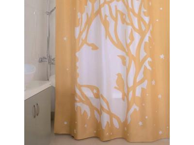 620P18Ri11 Штора для ванной комнаты