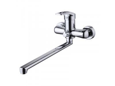 CRPSBL2i10 Смеситель для ванны с длинным изливом Carlow Plus