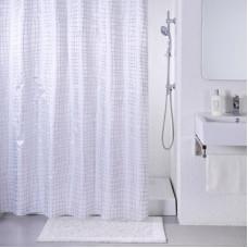 341P20RI11 Штора для ванной комнаты Iddis