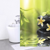 680P18Ri11 Штора для ванной комнаты Spa Therapy Iddis