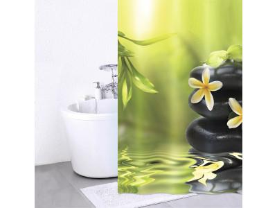 680P18Ri11 Штора для ванной комнаты Spa Therapy