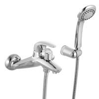 LEASB00I02 Смеситель для ванны Leaf Iddis