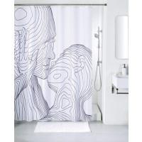 SCID150P Штора для ванной комнаты Iddis