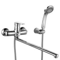 DISSBL2i10 Смеситель для ванны с длинным изливом District Iddis