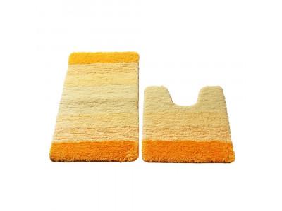 551M580i13 Набор ковриков Yellow Gradiente