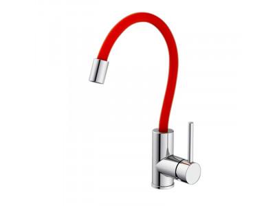 K36SBJRi05 Смеситель для кухни Kitchen 360, красный