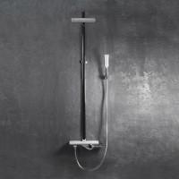 ALPSB1Fi06 Смеситель для ванны с верхним душем Alps Iddis