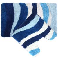 480M580i13 Набор ковриков Blue Wave Iddis