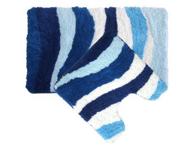 480M580i13 Набор ковриков Blue Wave