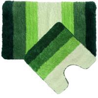 552M580i13 Набор ковриков Green Gradiente Iddis