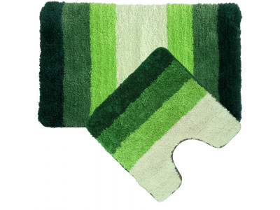 552M580i13 Набор ковриков Green Gradiente