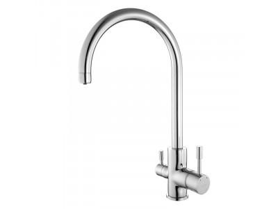 KF20SBJi05 Смеситель для кухни из латуни с каналом для фильтрованной воды Kitchen F