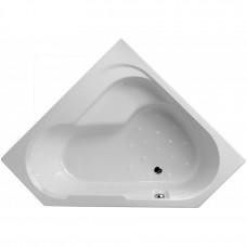Акриловая ванна Jacob Delafon Bain Douche 145х145 E6221RU-00 правая