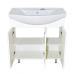 Мебель для ванной Misty Балтика - 80 Тумба прямая Э-Бал01080-011Пр
