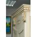 Мебель для ванной Misty Афина -  60 Пенал с 2 ящ беж.патина Л-Афи05060-0332Я