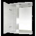 Мебель для ванной Misty Астра 60 зеркало-шкаф L свет бежевый Э-Аст04060-03СвЛ