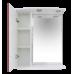 Мебель для ванной Misty Астра 60 зеркало-шкаф R свет Э-Аст04060-01СвП